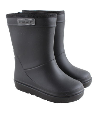 ENFANT 815062 THERMO BOOT   00 black