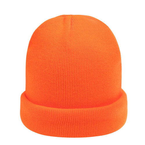 Beanie Rainbow Colors   orange