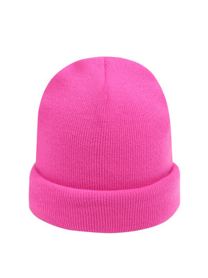 Beanie Rainbow Colors | pink