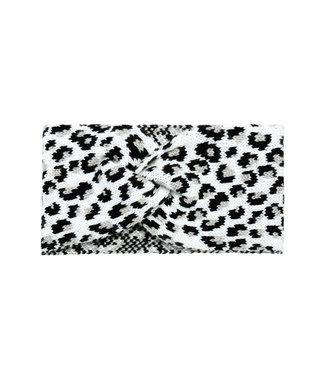 Headband Party Animal | white