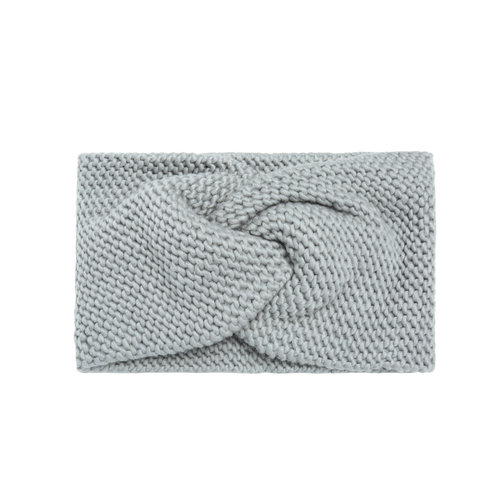 Headband Soft as Snow   light grey