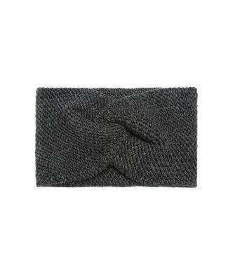Headband Soft as Snow | dark grey