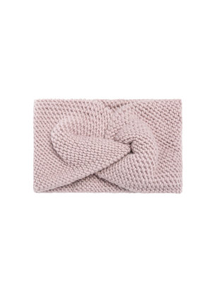 Headband Soft as Snow | baby pink