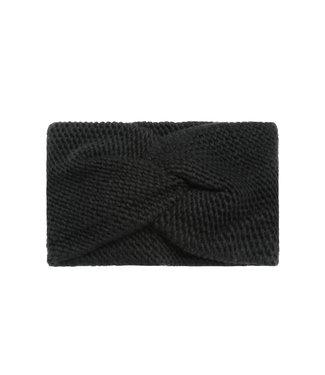 Headband Soft as Snow | black