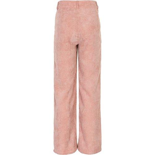 Cost:Bart GILDA CORD WIDE LEG PANTS 14364 | rose