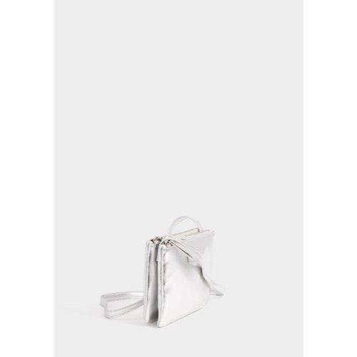 TIFFOSI AMBAR BAG 10029564 | silver