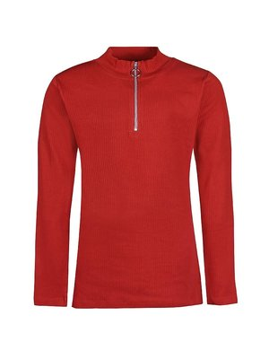 D-XEL LONGSLEEVE ZIPPER 4707629 | 0398 red