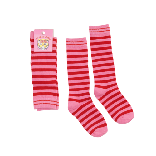 Z8 VALERIE   popping pink/stripes