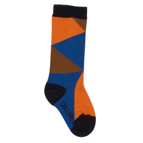 CarlijnQ Color blocks - knee socks