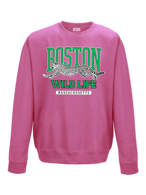 SWEATER BOSTON | candy pink