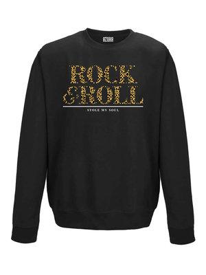 SWEATER ROCK & ROLL | black