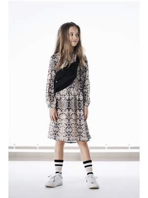 NKFFASNAKE LS DRESS 13172006