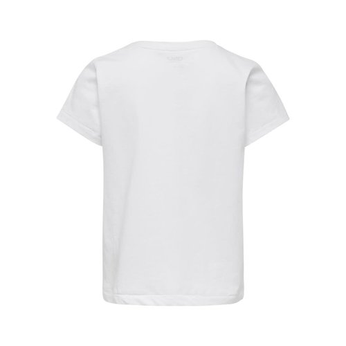 KIDS ONLY KONPURE S/S TOP 15186278 | white
