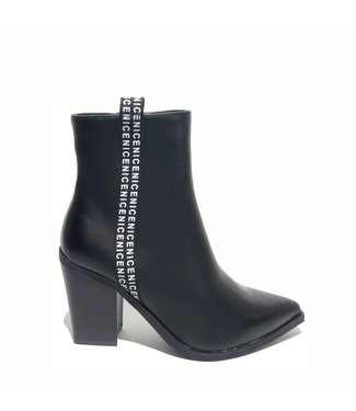 NICE ANKLE BOOTS | black