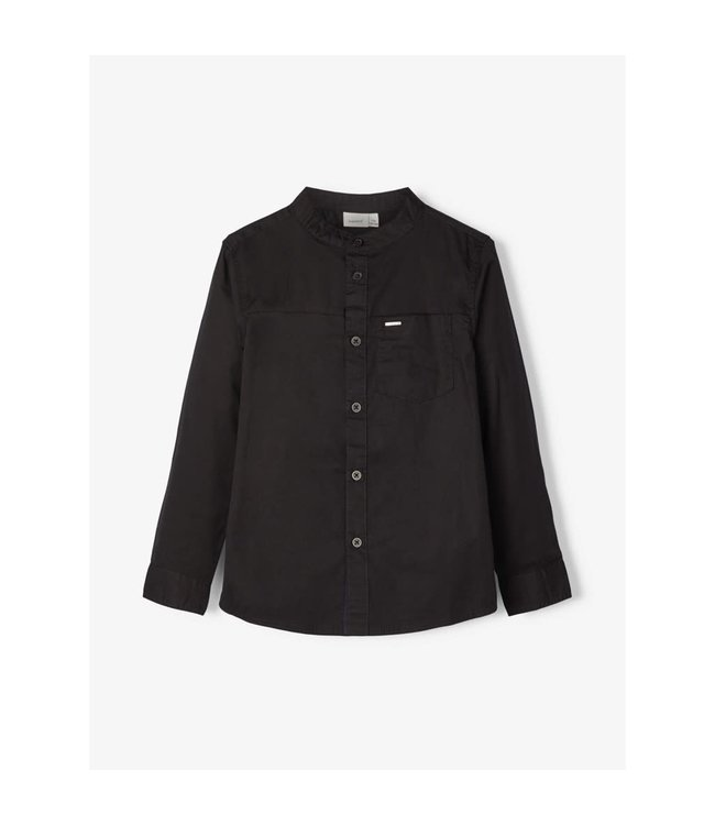 NKMRABIO LS SHIRT 13170742 | black