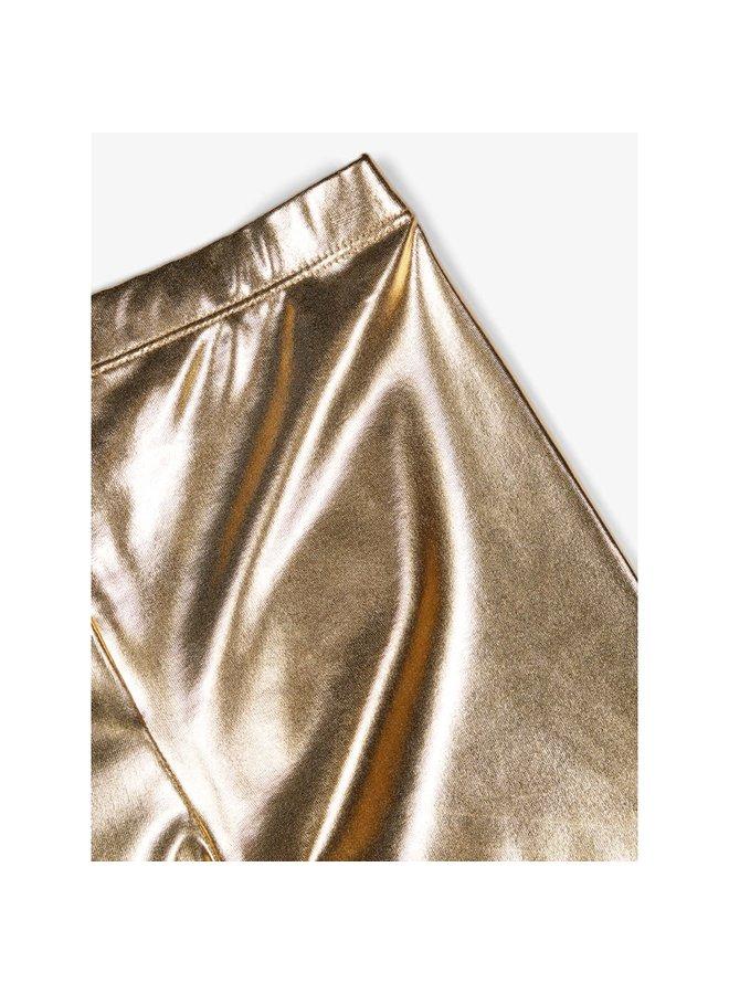 NKFROSANETTY LEGGING 13174775 // gold