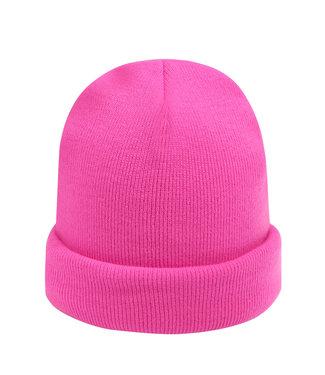Beanie Rainbow Colors | pink