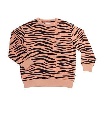 CarlijnQ Sweater | tiger
