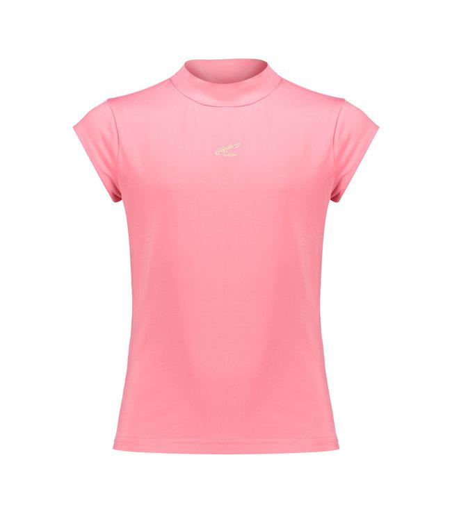 Nala Tee | neon pink