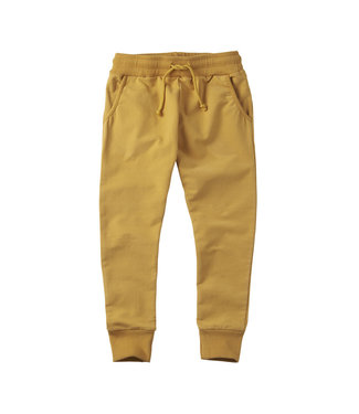 MINGO Slim Fit Jogger | Spruce Yellow
