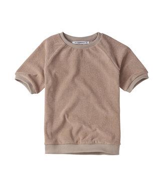 MINGO T-shirt Terry | Fawn