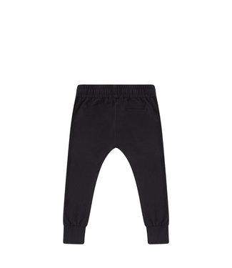 MINGO Slim fit jogger | black