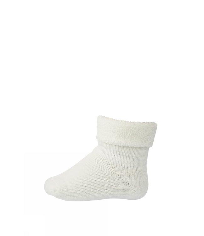 Socks terry 709 | 432 snow white