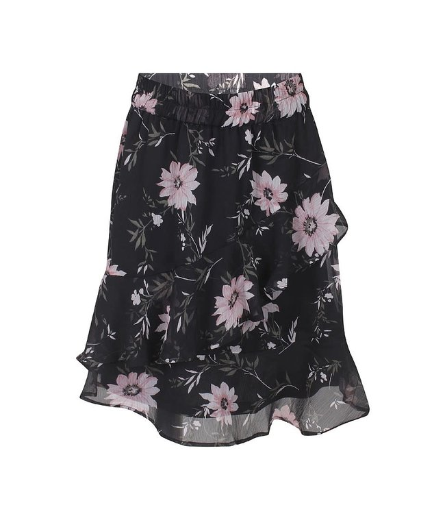 SKIRT FLOWERS BRIT 4812810 // 3135 rose