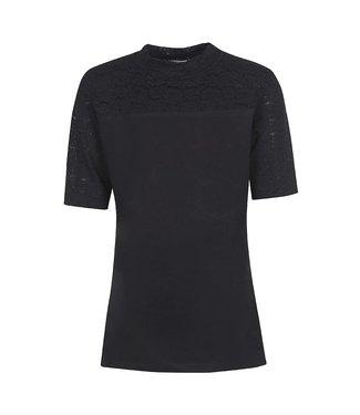 D-XEL T-SHIRT BRIT 4812807 // 0900 black