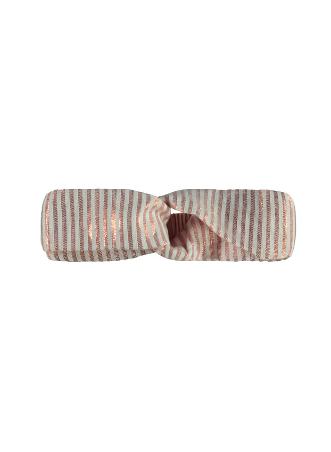 LUREX HAIRBAND F002-5920 | rose