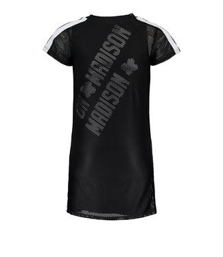 STREET CALLED MADISON MESH DRESS MAD S002-5802 | black