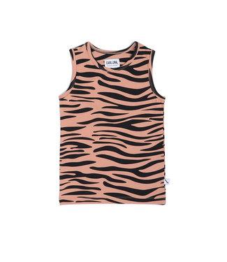 CarlijnQ Tanktop | tiger