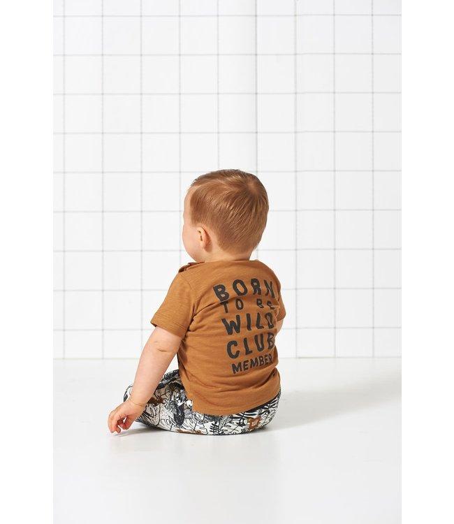 T-shirt Wild One 517.00545 // camel
