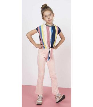 FLO FLARED PANT F003-5612 | light pink