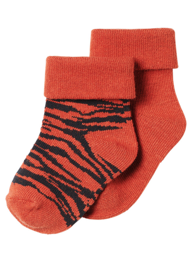 204N5023 socks Blanquillo | spicy ginger