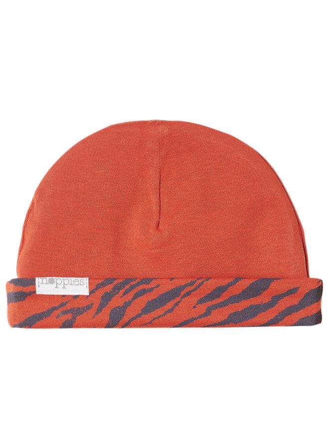 204N5022 hat Quechuca | spicy ginger