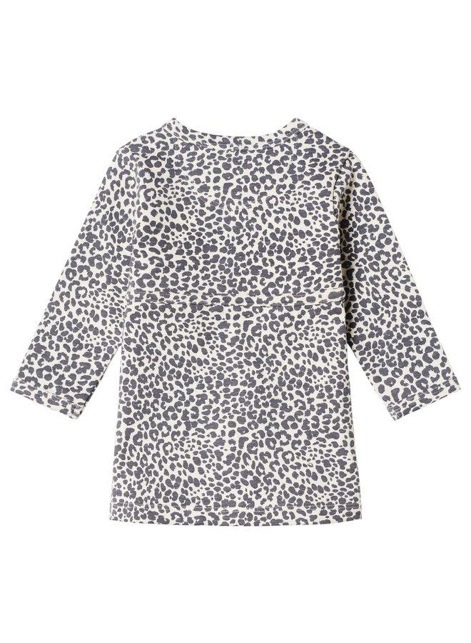 204N0412 Dress Amazona | girl oatmeal