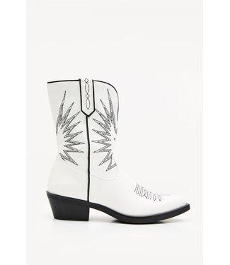 Cowboy Boots | white