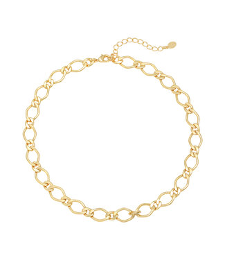 Necklace Chunky Chain | gold