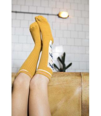 FLO Knee sock F003-5900 | oker