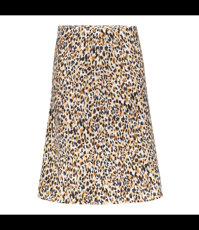Olaya Skirt | leo/flage