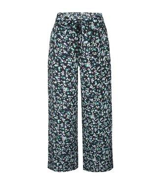 D-XEL PANTS FLOWERS 4802912 | mint green