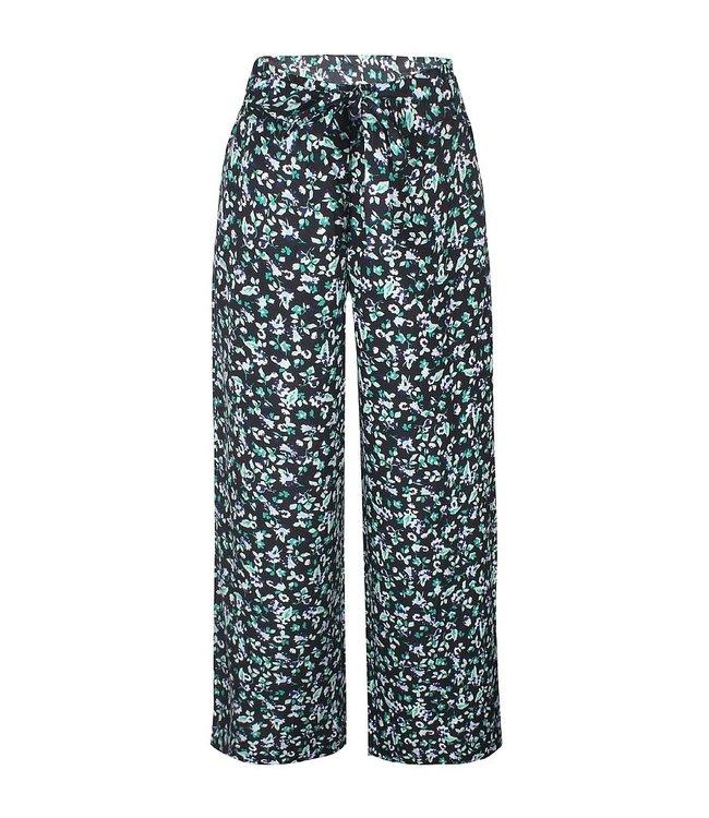 PANTS FLOWERS 4802912 | mint green