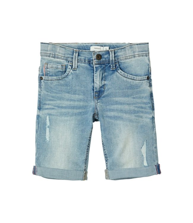 NKMSOFUS Shorts 13181375 | blue