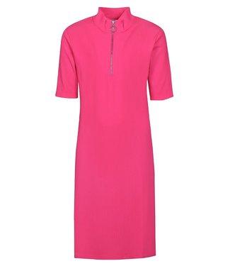 D-XEL Dress Svana Rib 4804952 | pink