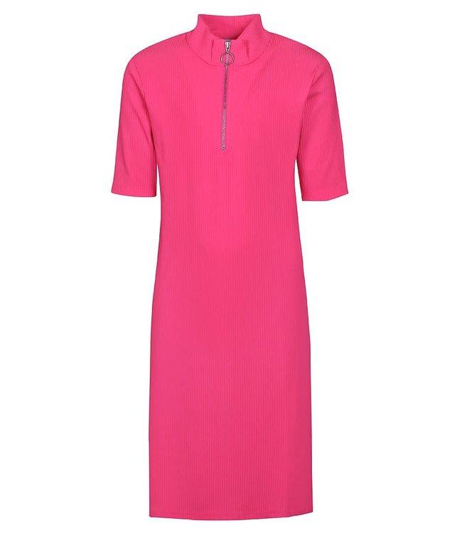 Dress Svana Rib 4804952 | pink