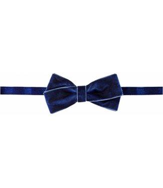 Your Little Miss Haarbandje met strik velvet | navy