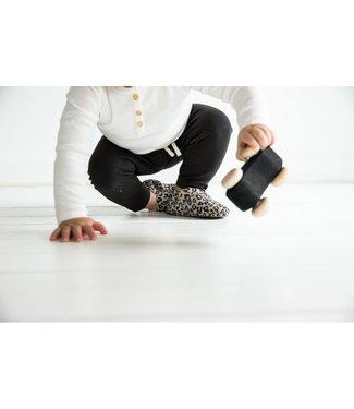 Mockies FIRST STEPS | leopard grey