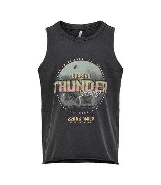 KIDS ONLY KONLUCY S/L TOP 15210584 // black thunder