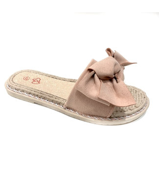 Slippers bow | oudroze